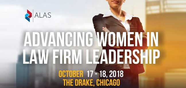 ALAS Conference - Advancing Women in Law Firm Leadership